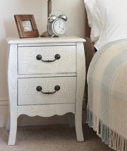 Crackle - Crackle Bedside Table