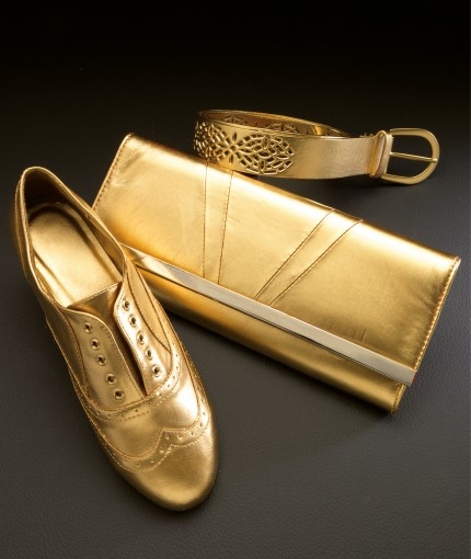 Flexible Fabric Paint - Flexible Fabric Paint Gold