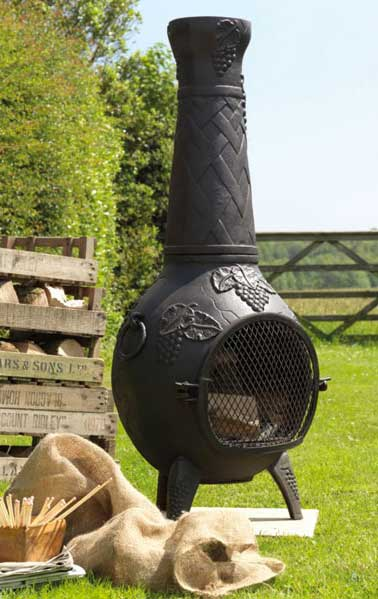 Give Your BBQ And Chimenea A New Lease Of Life