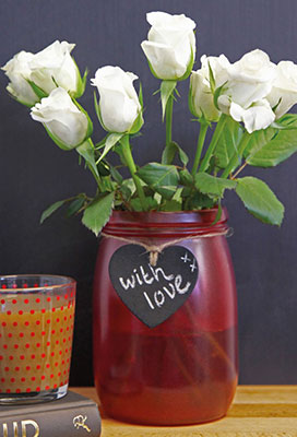 Project Inspiration: Stained Glass Jars