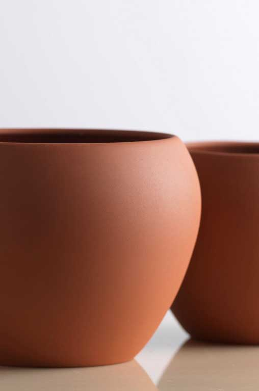 Natural Finishes: Terracotta
