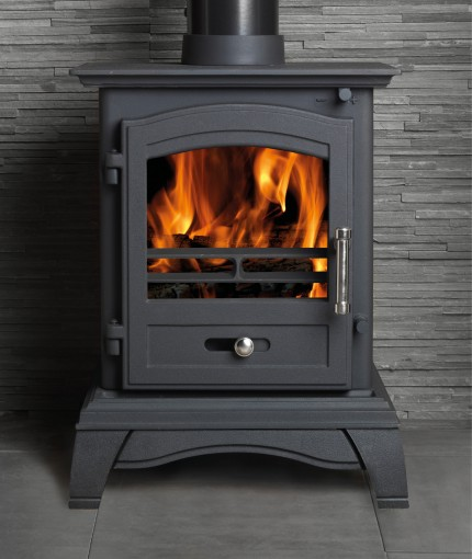 Stove & BBQ Paint (Brush) - Stove & BBQ Black Stove