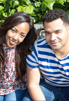 Behind The Brush: Meet DIY Duo Angellica Bell and Michael Underwood