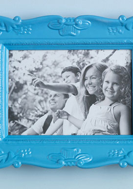 Project Inspiration: Update an ornate photo frame
