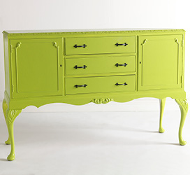 SPOTLIGHT ON COLOUR: KEY LIME