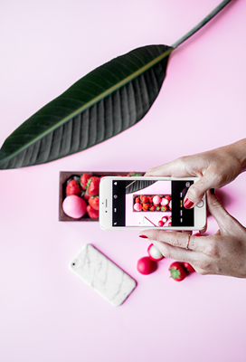 STYLE YOUR INSTAGRAM LIKE A PRO BLOGGER
