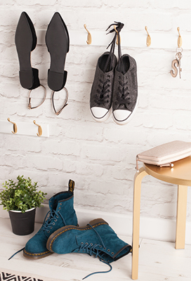 ORGANISE YOUR CHAOS: FIVE CREATIVE STORAGE SOLUTIONS