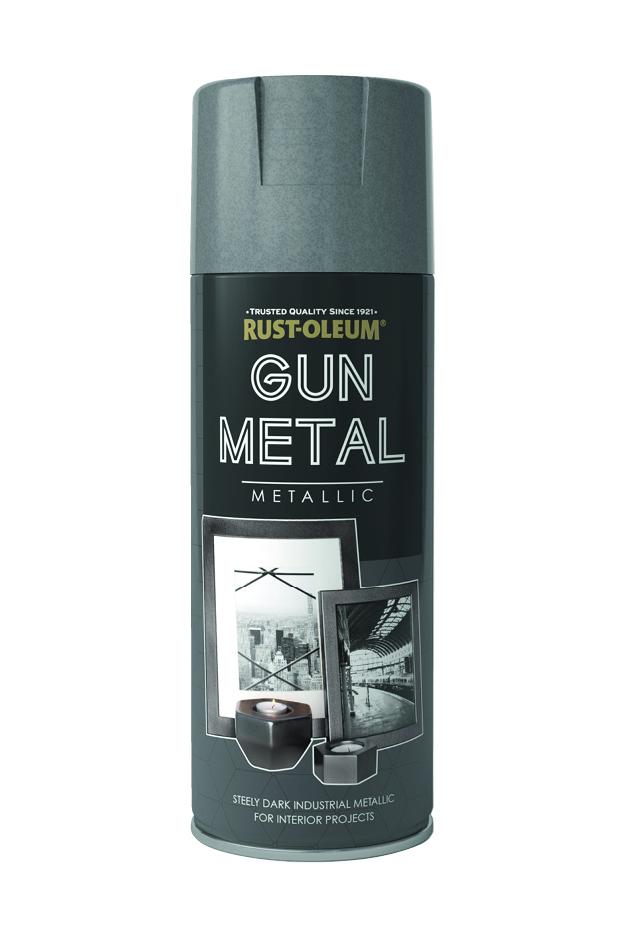 Gun Metal Metallic Spray Paint Rustoleum Spray Paint