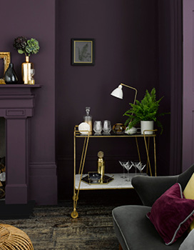 50 TEMPTING COLOURS OF CHALKY FINISH WALL PAINT