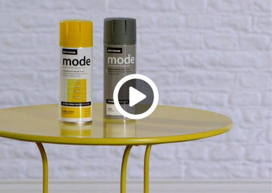 how-to-spray-paint-a-metal-table