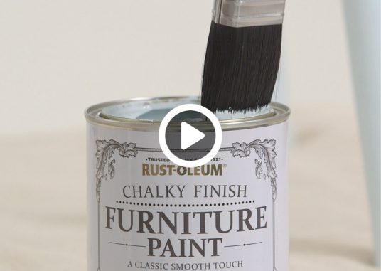 ChalkyFinishFurniturePaint