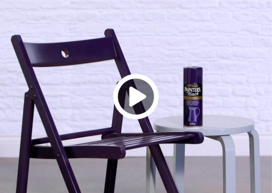 how-to-spray-paint-a-folding-chair